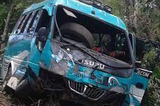Minibus Jatuh ke Jurang di Aceh Tengah, 2 Orang Tewas