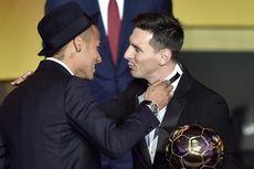 Bukan di PSG, Reuni Neymar dan Lionel Messi Akan Terjadi di Barcelona
