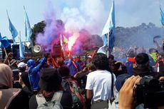Di Depan Jokowi, Buruh Bilang PHK Sudah di Mana-mana