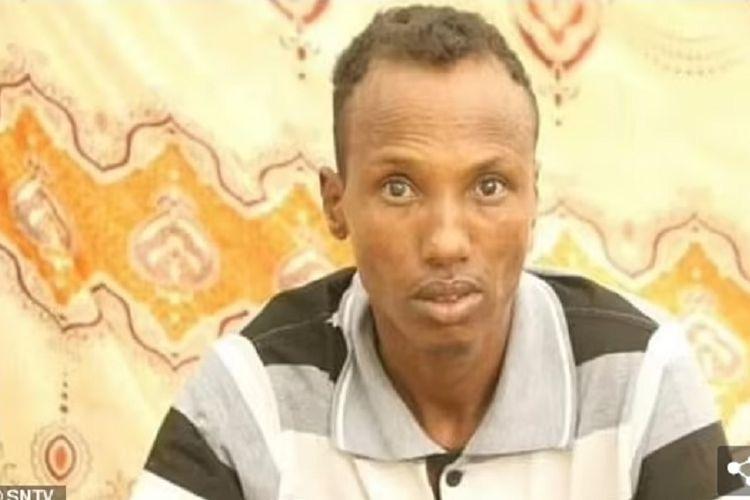 Hussein Adan Ali, seorang pria asal Somalia yang menerima hukuman mati setelah memperkosa anak tirinya, dengan korban dilaporkan meninggal.