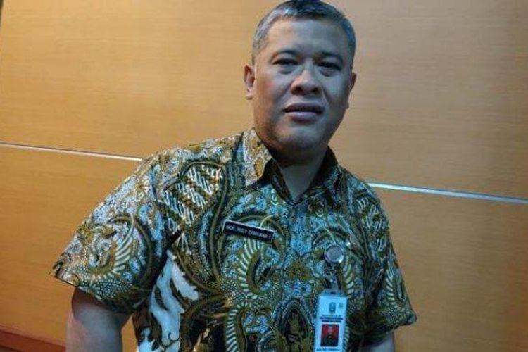 Kepala Bappeda Jawa Timur Rudy Ermawan Yulianto.