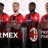 Terobosan Baru Jersey AC Milan, Sponsor Pertama di Bagian Lengan