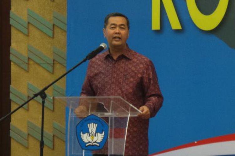 Wakil Menteri Pendidikan dan Kebudayaan Bidang Pendidikan Musliar Kasim