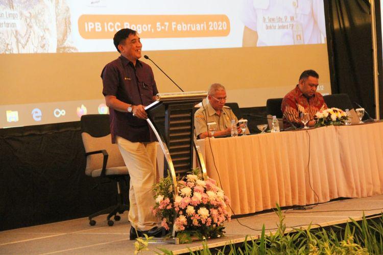 Kementan Anggarkan Rp 3,5 Triliun Bangun Sarana Prasarana Pertanian