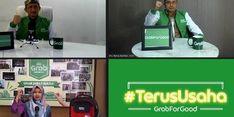 Lanjut, Grab Luncurkan Program #TerusUsaha di Jawa Barat