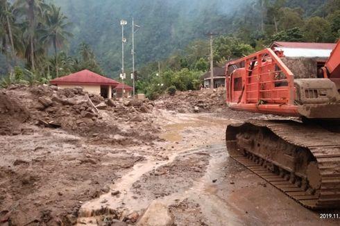 Pembersihan Dihentikan, Akses Jalan di Agam Masih Tertutup Longsor