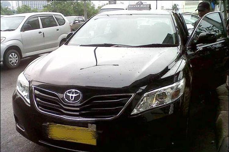 Toyota Camry eks taksi
