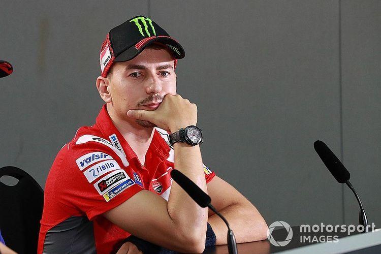 Jorge Lorenzo kembali absen di GP Malaysia.
