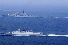China-Singapura Gelar Latihan di Laut China Selatan yang Disengketakan
