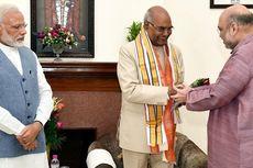 Profil Ram Nath Kovind, Presiden India
