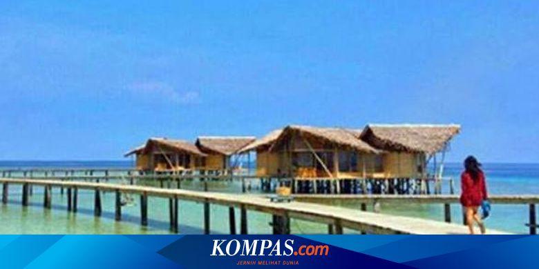 5 Pulau Romantis Untuk Dikunjungi Bersama Pasangan Halaman All Kompas Com