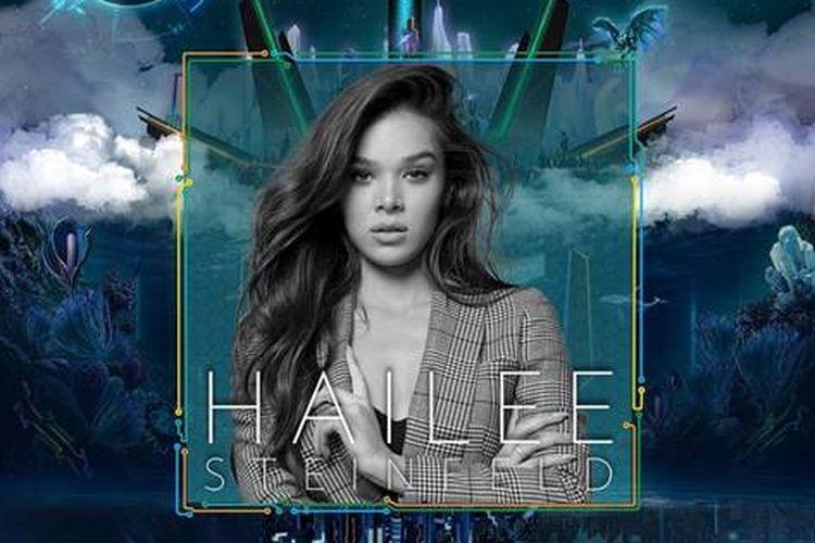 Hailee Steinfeld akan menjadi penampil istimewa dalam SHVR Ground Festival 2019 yang diselenggarakan di ICE BSD, Tangerang, 6-7 September 2019.