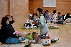 Pusat Evakuasi di Jepang Dilaporkan Tolak Dua Tunawisma saat Bencana Topan Hagibis Menerjang