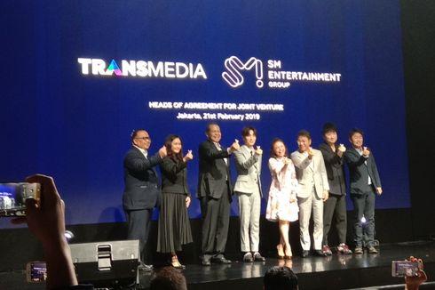 SM Entertainment dan Trans Media Padukan Artis Indonesia dengan K-Pop