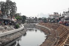 Dana Penanganan Banjir 2021 Difokuskan untuk Pembebasan Lahan dan Pembangunan Waduk