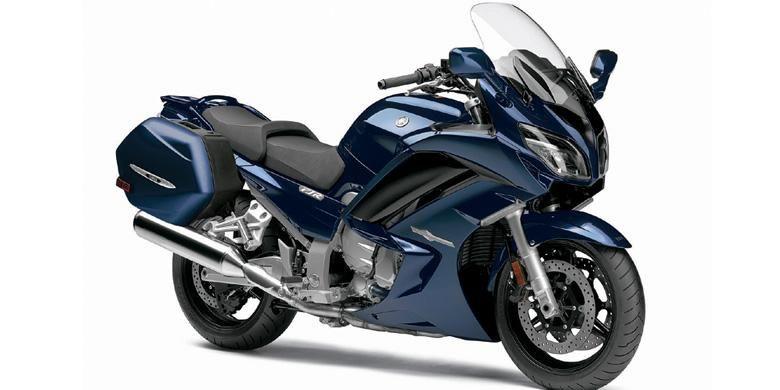 Yamaha FJR1300 model 2016.