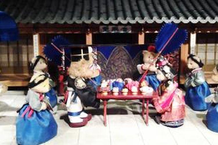Teddy Bear Museum di Namsan Tower