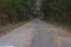 Memprihatinkan, Jalan ke Taman Laut 17 Pulau Riung Rusak Berat