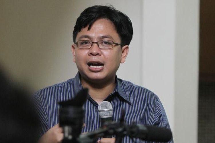 Direktur Eksekutif Indikator Politik Indonesia, Burhanudin Muhtadi.