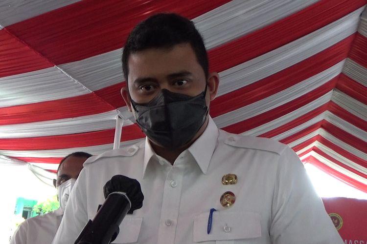 Wali Kota Medan, Bobby Nasution mengklaim kepatuhan masyarakat Kota Medan terhadap aturan PPKM Darurat terus meningkat.