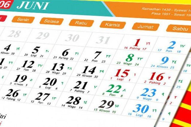 Catat Ini Jadwal Lengkap Libur Dan Cuti Bersama Lebaran 2020 Halaman All Kompas Com
