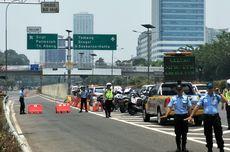 Usai Pelantikan Presiden, Jalur Menuju Gedung DPR RI Mulai Normal
