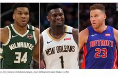 Saat Bintang-bintang NBA Berdonasi untuk Pekerja