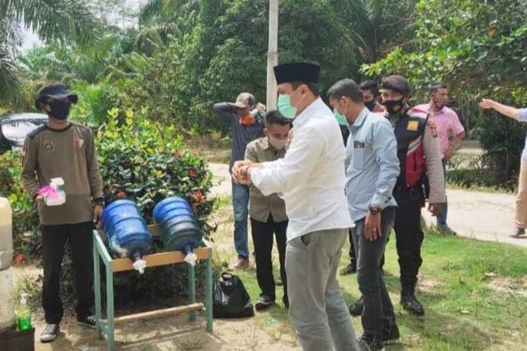 Bawaslu Riau temukan pelanggaran di masa kampanye di wilayah Riau. Dok Bawaslu Riau