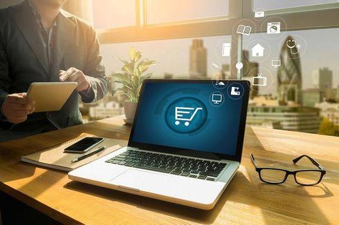 Jumlah Pengguna Aplikasi Marketplace Indonesia Terbesar Ketiga di Dunia