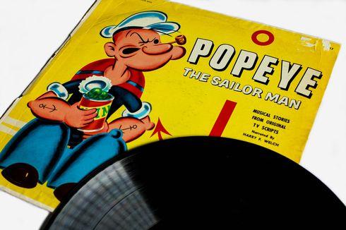 Mengapa Popeye Makan Bayam?