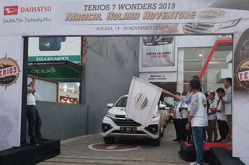 Uji Ketangguhan Daihatsu Terios di Kolaka