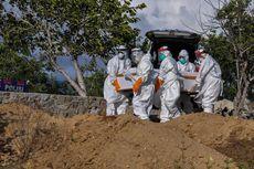 Hingga 19 Mei, 168 Jenazah Dimakamkan dengan Protap Covid-19 di Kota Bekasi