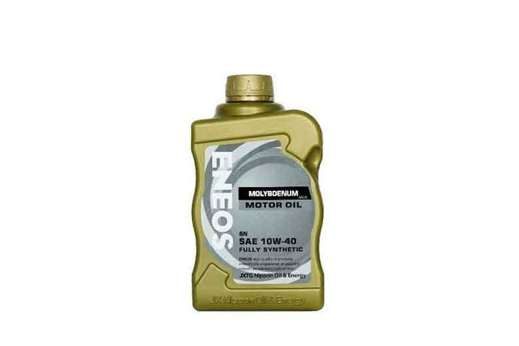 Eneos Motor Oil dengan teknologi Molybdenum berikan perlindungan maksimal bagi mesin kendaraan.