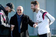 Madrid Ingin Turunkan Nilai Kontrak Ramos