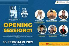 UKM Virtual Expo 2021 Bank Jateng, Berikan Semangat kepada Pelaku UMKM di Jawa Tengah