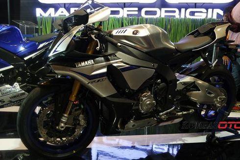 Yamaha R1M Langka di Indonesia, Sekennya Tembus Rp 700 Jutaan
