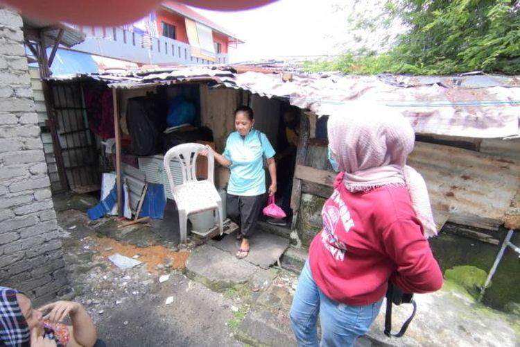 Kehidupan TKI tanpa dokumen sah di Malaysia makin sulit di tengah pandemi virus corona.