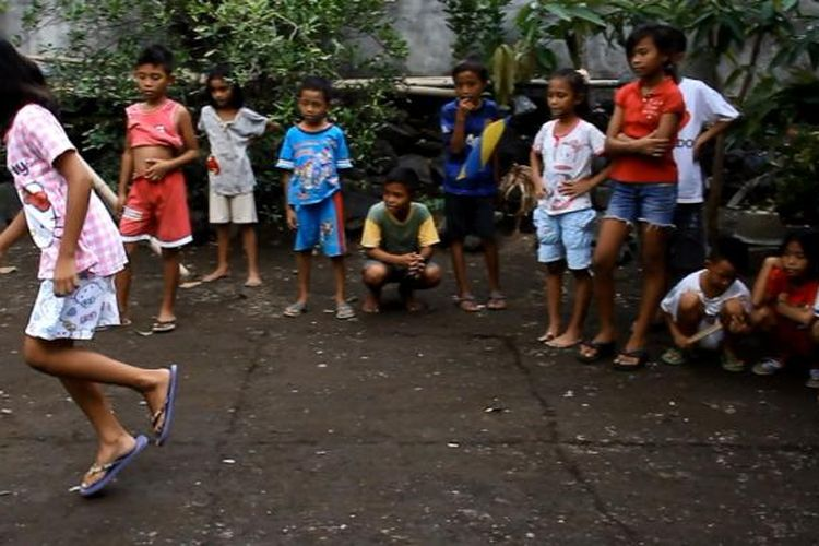Ini 9 Permainan Tradisional Anak Di Sulawesi Utara Halaman All Kompas Com