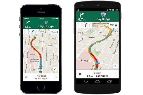 Google Maps Bakal Bisa Prediksi Durasi Kemacetan