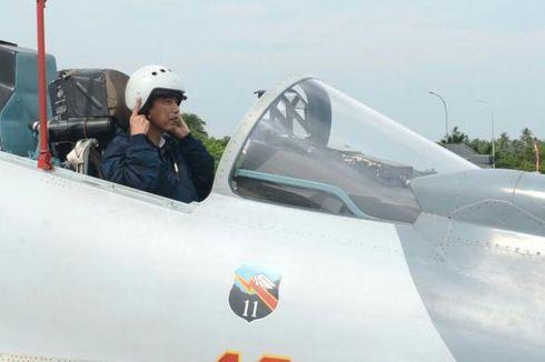 Jokowi Dorong Pola Imbal Dagang Digunakan untuk Pengadaan Alutsista