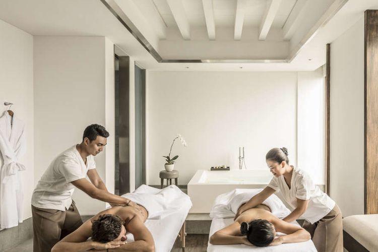 Mengembalikan Kebugaran Tubuh dengan Massage di COMO Uma Canggu