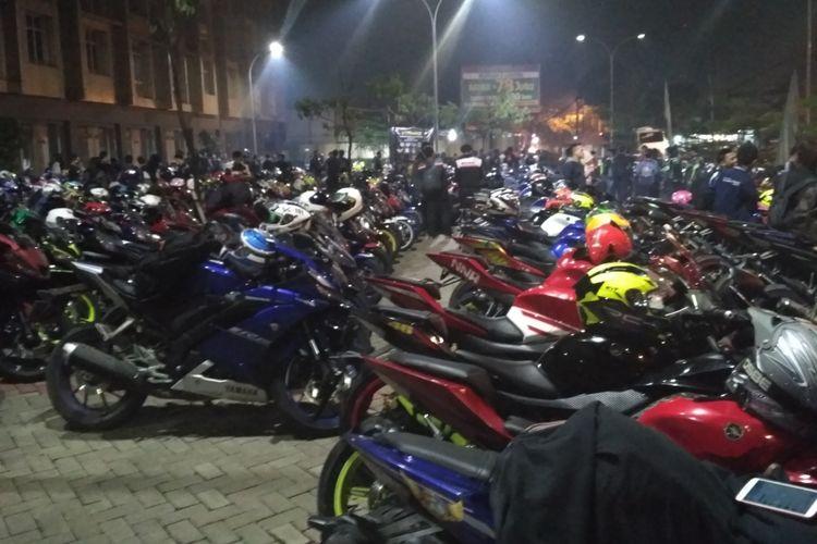 Komunitas Yamaha R15 adakan acara kopdar gabungan