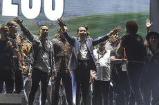 (VIDEO) Kejutan Presiden Jokowi di Konser Musik Untuk Republik