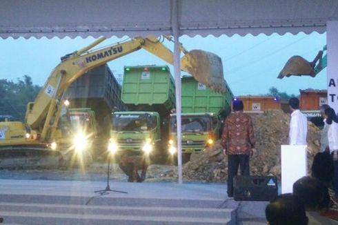 Setelah Tertunda 20 Tahun, Pembangunan Tol Trans-Sumatera Resmi Dimulai