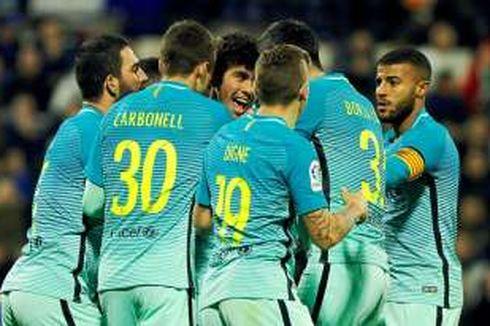 5 Hal soal Barcelona Vs PSG