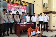 5 Orang Ditangkap Saat Penggerebekan di Rumah Bandar Narkoba, Ternyata Salah Satunya Anggota Polisi