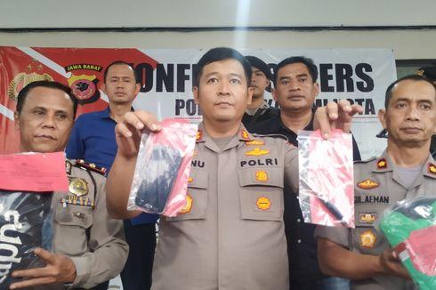 Pasca-penusukan Driver Ojol, Titik-titik Rawan Kejahatan Jalanan di Sukabumi Dijaga Polisi