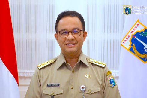 Anies: Jakarta dari Awal Tak Tutup-tutupi Data Covid-19