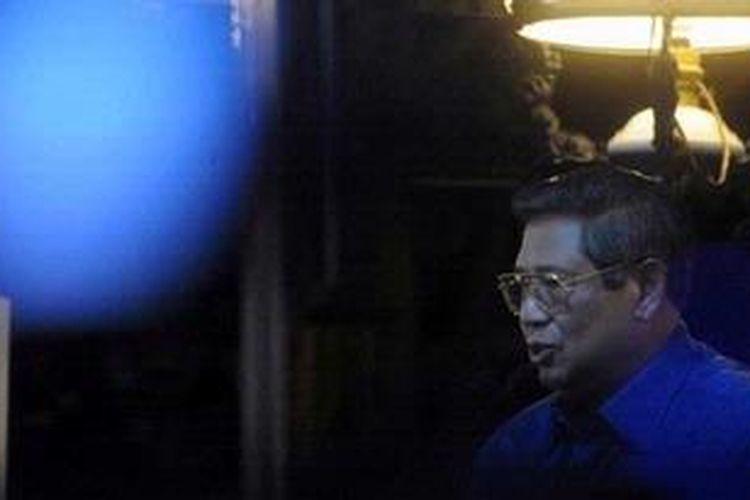 Ketua Umum Partai Demokrat yang juga Presiden RI Susilo Bambang Yudhoyono