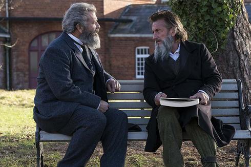 The Professor and The Madman Tayang Eksklusif di Mola TV, Menceritakan Sejarah Lahirnya Kamus Oxford
